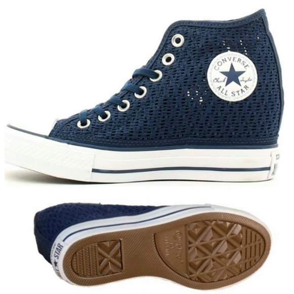 f97dd9208b5 CUTE   COMFY Converse Chuck Taylor All Star Wedges